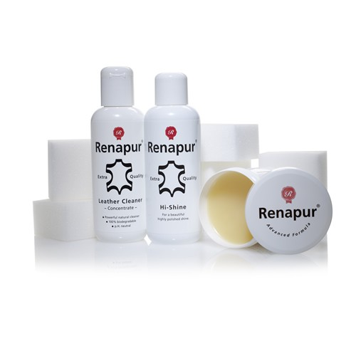 Renapur Leather Care Kit