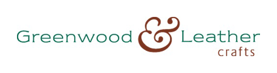 Greenwood & Leather craft logo